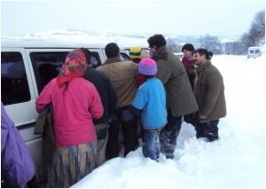 Romalen tim u Novom Travniku2