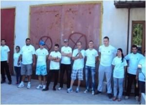 Romalen tim za pomoć u poplavljenim područjima