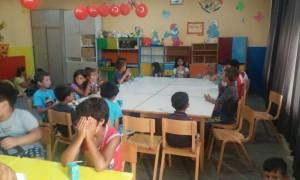 Romska djeca u vrticu MLADOST Kakanj